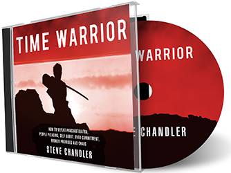 Time-Warrior-CD by Steve Chandler