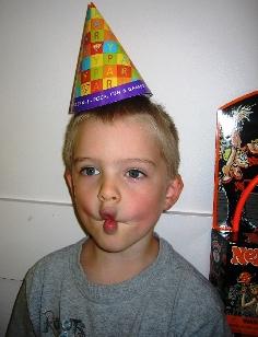 Stephen is 5