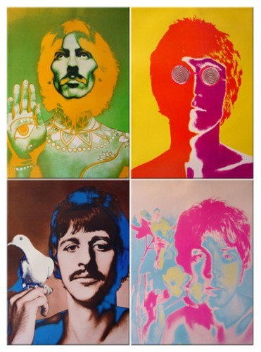 Andy Warhol- The Beatles1[1]