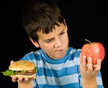Choosing Healthy Foods  2-18-13